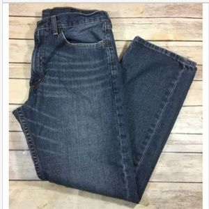 Levis Mens 505 Straight Leg Denim Jeans 34 29 O47
